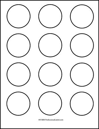 1 Inch Circle Template Template Printable Gallery Category Page 29