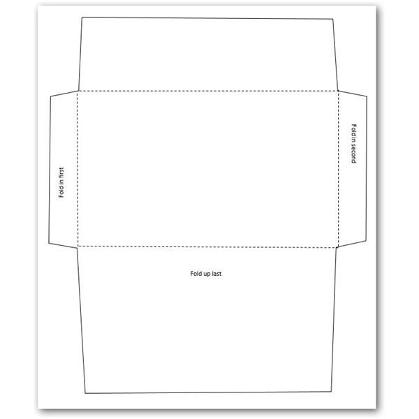 10 Envelope Template Word 10 Envelope Template
