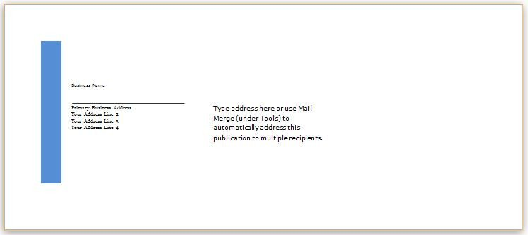 10 Envelope Template Word 2 40 Editable Envelope Templates for Ms Word