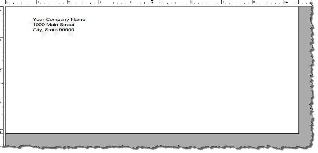 10 Envelope Template Word 2 Adobe Framemaker 9 Default Document Templates