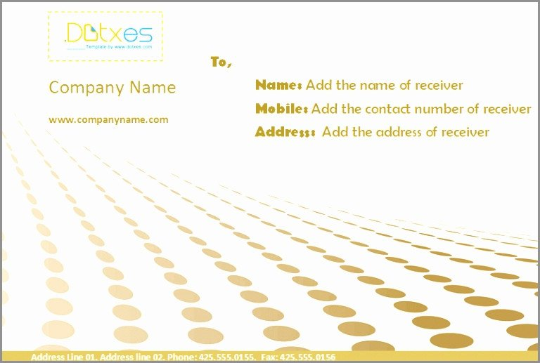 """10 Envelope Template Word 2 Download Label Templates Ol125 4"""" X 2"""" Labels Microsoft"""
