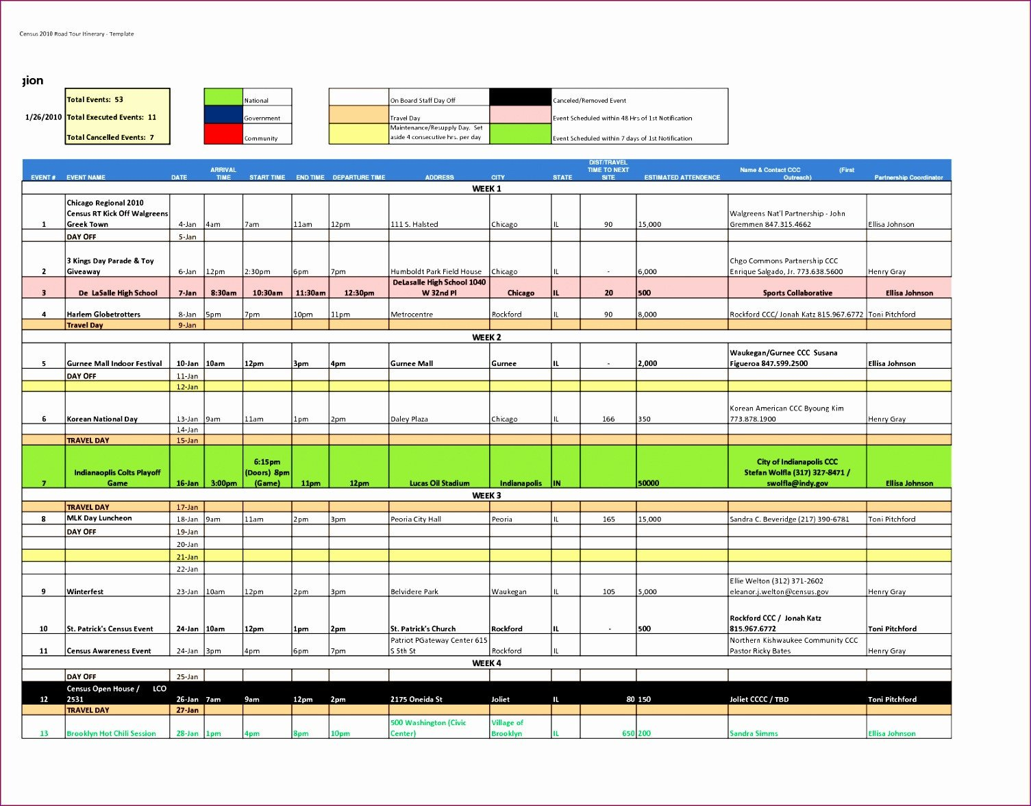 100 Day Planning Template 8 100 Day Plan Template Excel Exceltemplates