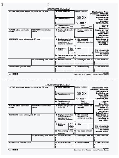 1099 Int Template Word Retirement Tax forms Available…still Waiting On
