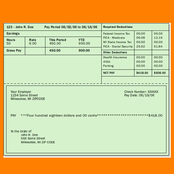 1099 Pay Stub Template Excel 9 Free 1099 Pay Stub Template