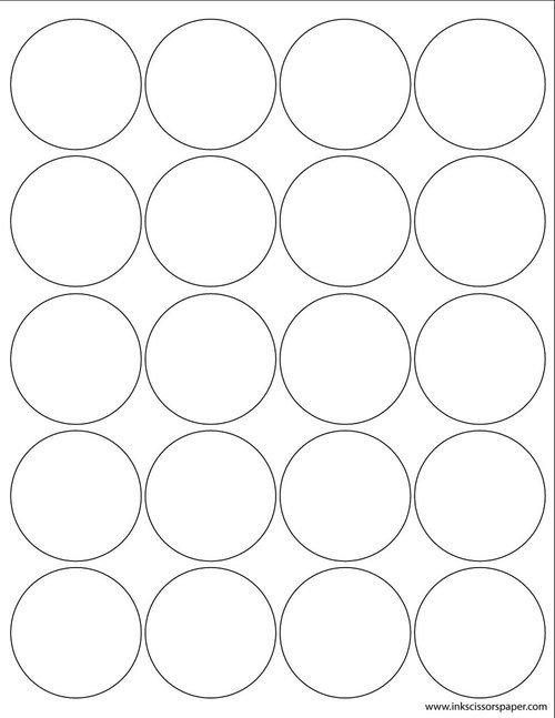 2 Inch Round Label Template Template 3 1 4 Inch Round Labels Inkscissorspaper