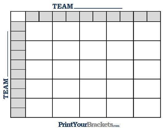 25 Square Football Pool Printable Mlb World Series Squares 25 Grid Fice Pool Mlb