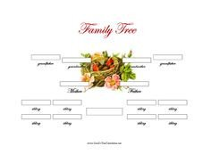 3 Generation Family Tree 1000 Images About Family Tree On Pinterest