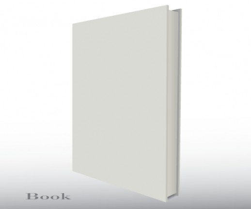 3d Book Cover Template Blank Empty 3d Book Cover Free Template Vector Ai Free