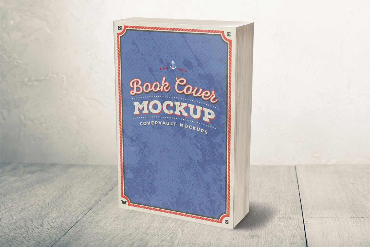 3d Book Cover Template Covervault Free Psd Mockups for Books and More