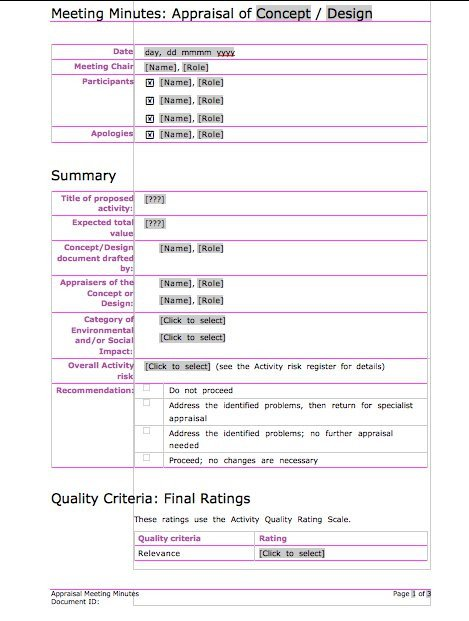 4 H Meeting Minutes Template 20 Handy Meeting Minutes & Meeting Notes Templates