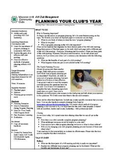 4 H Meeting Minutes Template 4 H Meeting Agenda Template Google Search