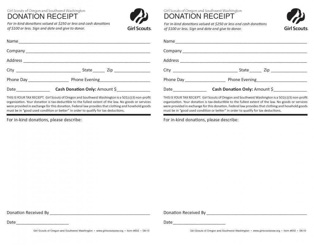 501c3 Donation Receipt 501c3 Donation Receipt