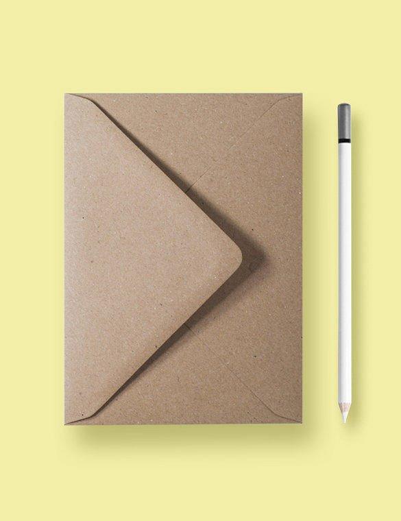 5x7 Envelope Template Word Envelope Template 37 Free Printable Psd Pdf Eps Word