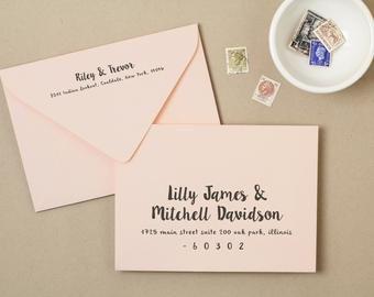 5x7 Envelope Template Word Printable Wedding Envelope Template