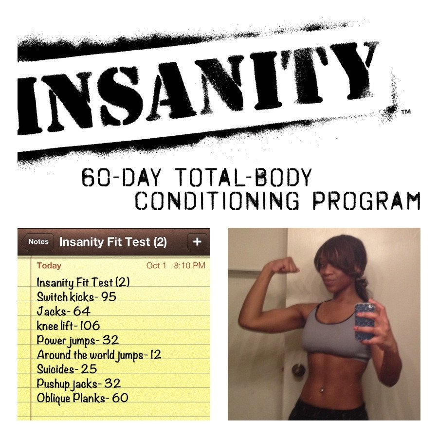 60 Day Workout Plan I Started the Insanity 60 Day total Body Conditioning