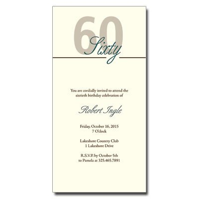 60th Birthday Program Sample 28 Of 60th Birthday Party Program Template