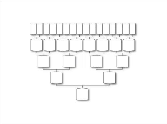8 Generation Family Tree Template 5 Generation Family Tree Template – 10 Free Sample