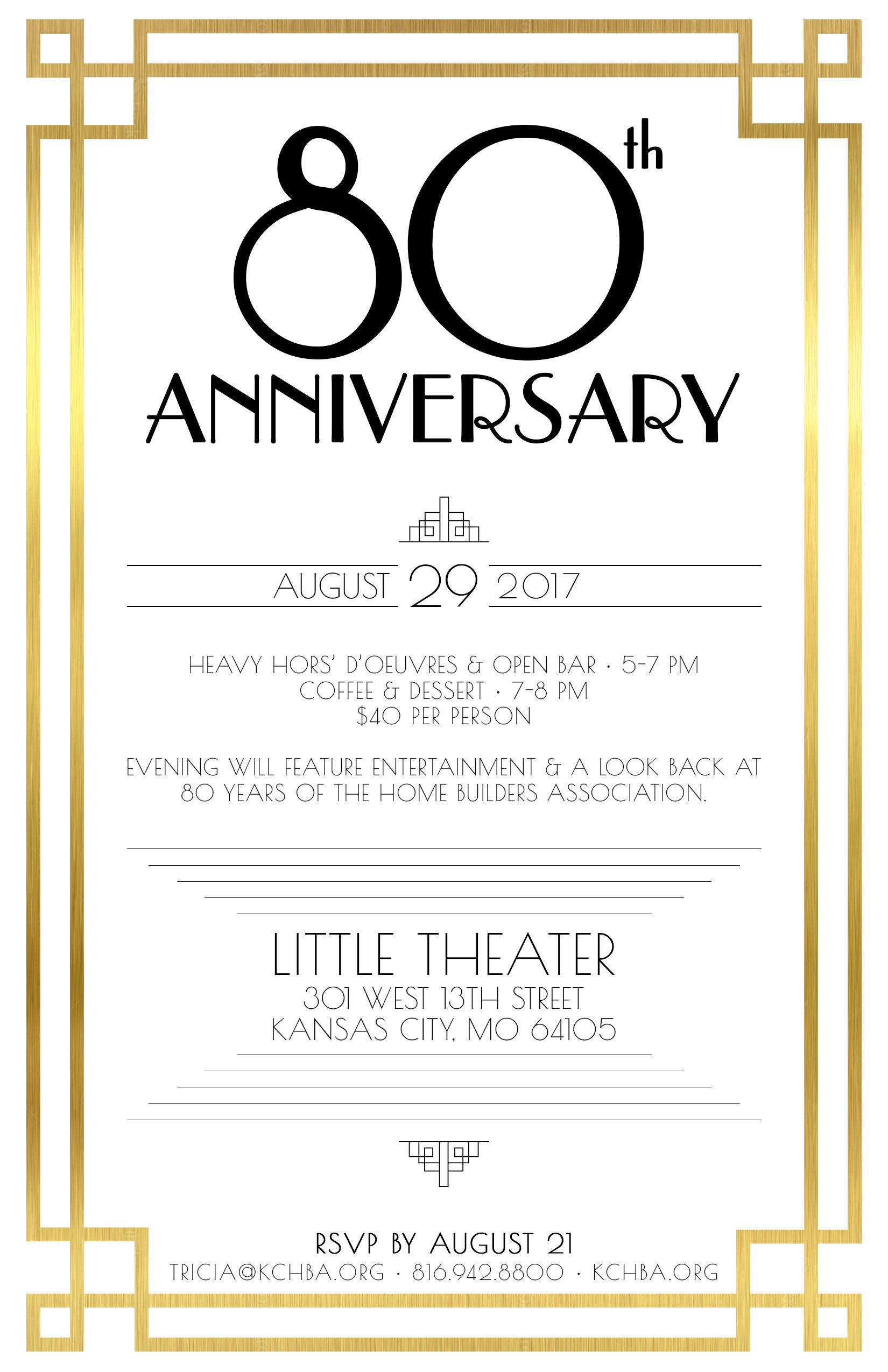 80th Birthday Invitation Templates Free Printable 80th Birthday Invitations – Bagvania Free