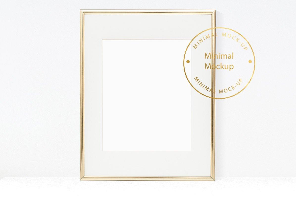 8x10 Frame Mockup Free Frame Mockup 8x10 Frame Mockupframe Mock Up Simple Frame