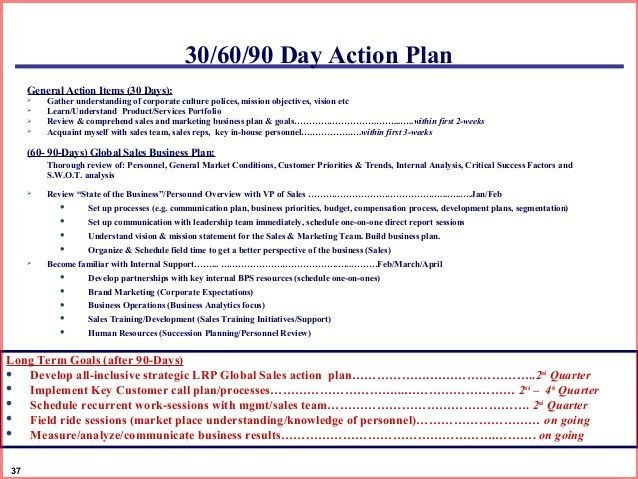 90 Day Action Plan Template Image Result for 30 60 90 Day Marketing Plan