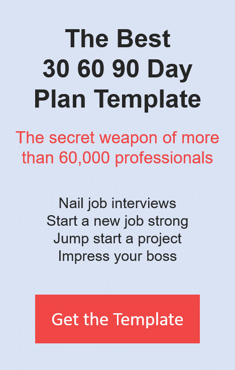 90 Day Business Plan Template the Personal Performance Review Template and why You Need