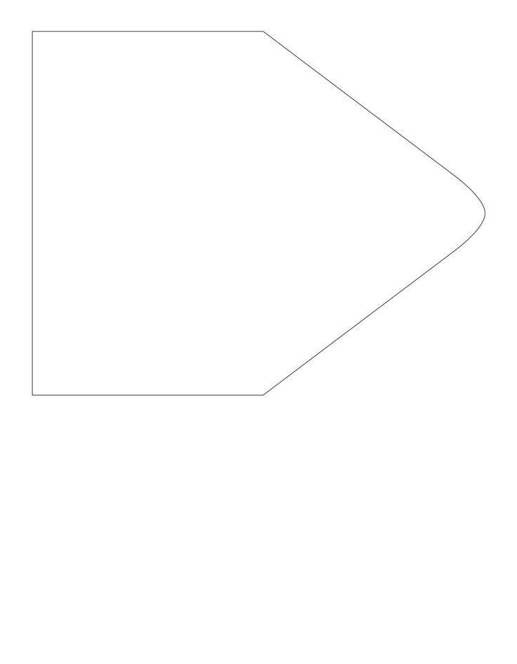 A7 Envelope Liner Template Envelope Liner Template