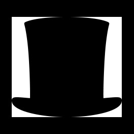 Abraham Lincoln Hat Template Abraham Lincoln Hat Silhouette