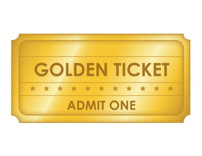 Admit One Ticket Template 36 Editable Blank Ticket Template Examples for event Thogati