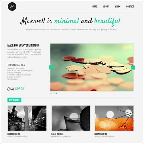 Adobe Muse Free Templates 30 Brilliant Premium and Free Adobe Muse Templates for 2017