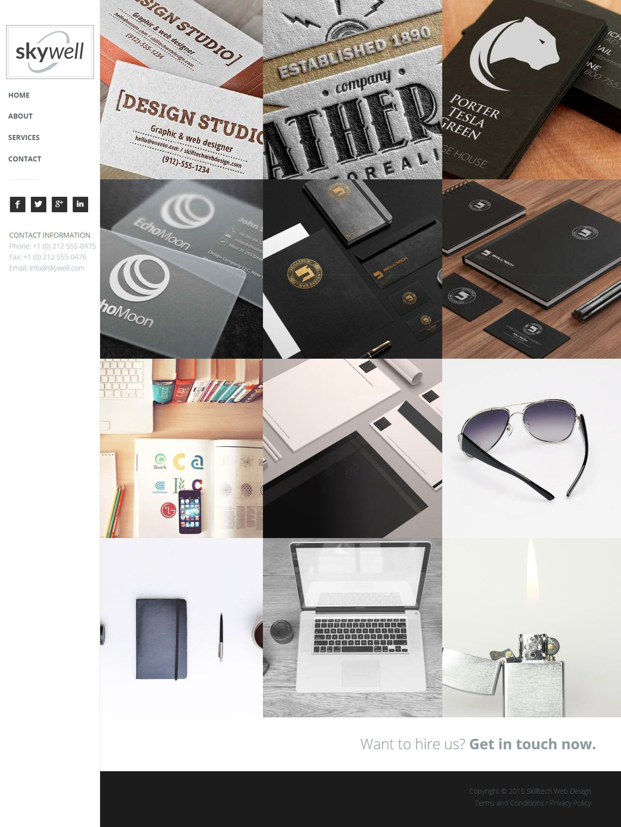 Adobe Muse Portfolio Templates 25 Best Adobe Muse Portfolio Templates 2017 Responsive
