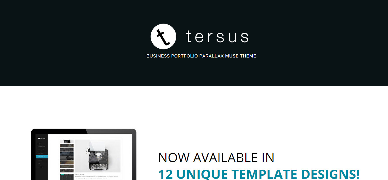 Adobe Muse Portfolio Templates 32 Best Adobe Muse Graphy Portfolio Templates