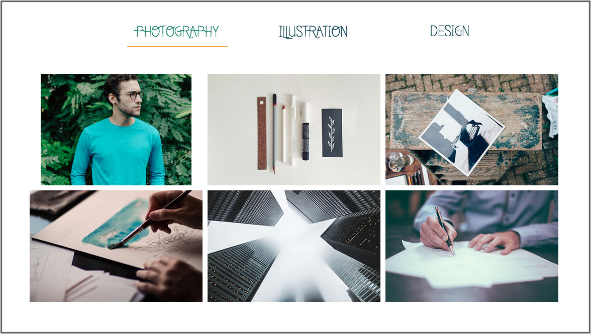 Adobe Muse Portfolio Templates How to Create A Portfolio In Adobe Muse Responsive Muse