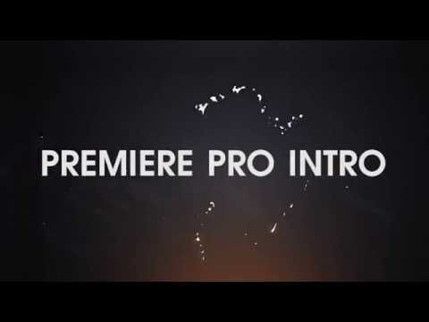 Adobe Premiere Intro Templates Premiere Pro Intro Template Free Download