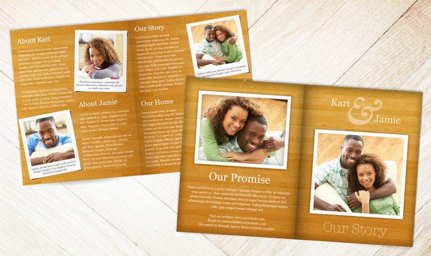 Adoption Profile Book Template Create An Adoption Profile Book
