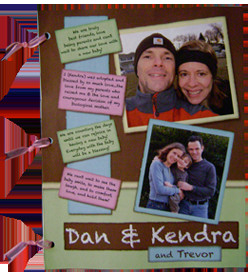 Adoption Profile Book Template Full Samples Of Little Blessing Adoption Profiles