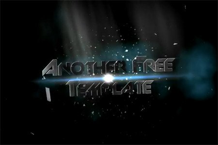 After Effects Templates Free after Effects Intro Templates