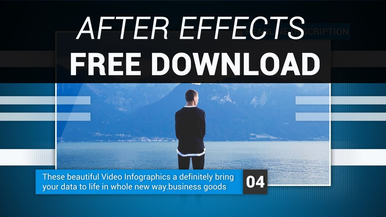 After Effects Templates Free Download after Effects Corporate Video Template Free Download