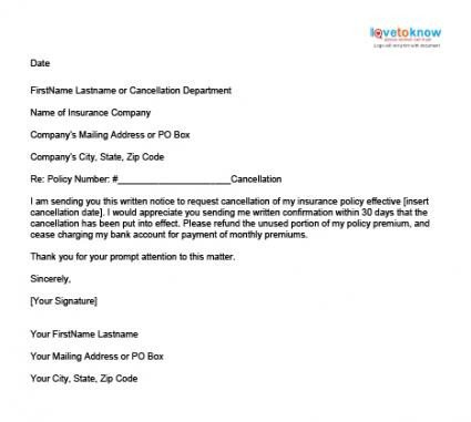 Agent Termination Letter Sample Termination Letter Sample