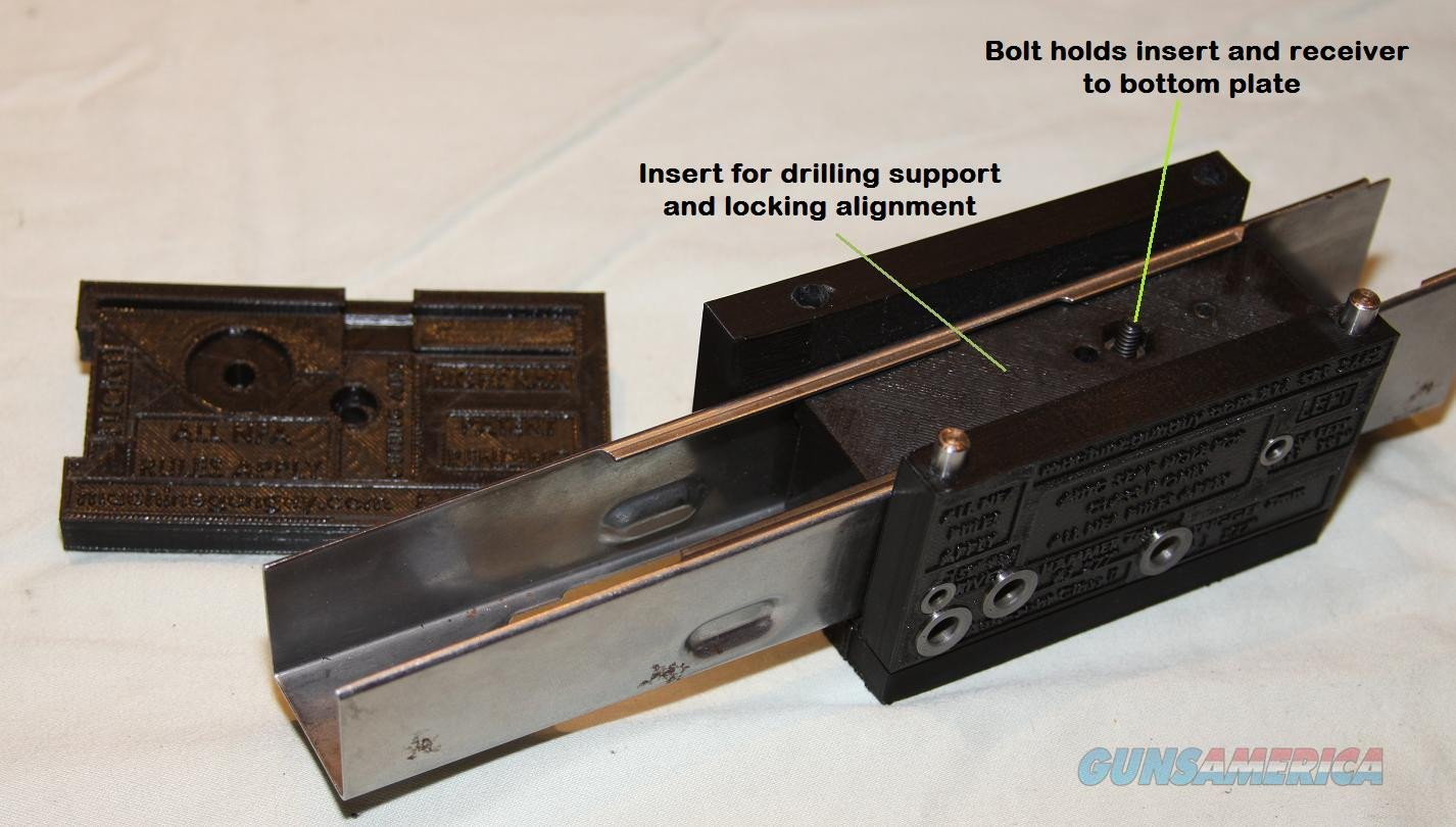 Ak 47 Receiver Template Ak 47 New Construction Jig for Class Ii Select for Sale