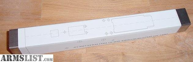 Ak 47 Receiver Template Armslist for Sale Ak 47 74 Bent Blank Receiver with