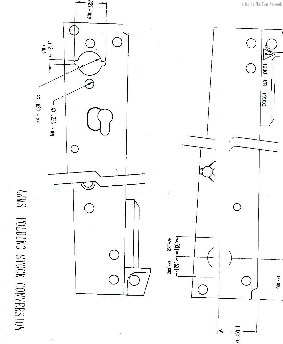 Ak Receiver Drilling Template Index Of Cdn 29 1994 341