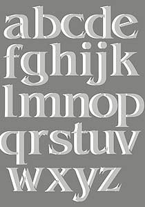 Alphabet Stencils for Painting 15 Must See Letter Stencils Pins