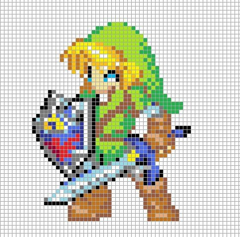 Anime Pixel Art Grid 25 Best Ideas About Anime Pixel Art On Pinterest