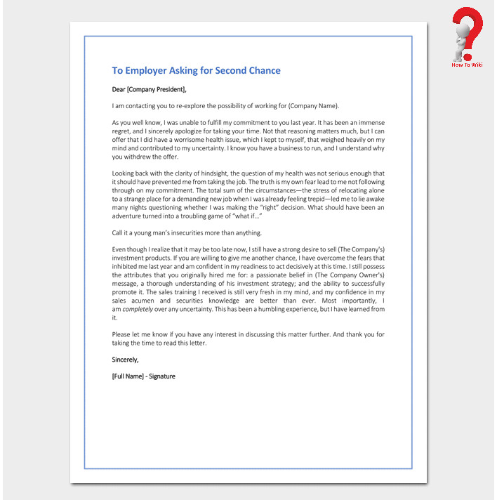 Apology Letter to Boss How to Write Apology Letter to Boss with Example & Sample