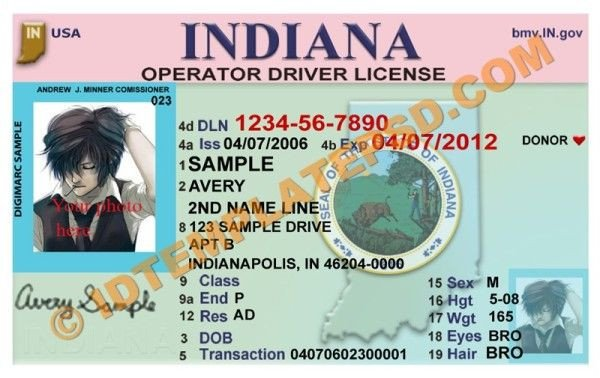 Arizona Id Template 31 Best Driver License Templates Photoshop File Images On