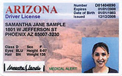 Arizona Id Template Arizona Sets April Deadline to Have Real Id Cards