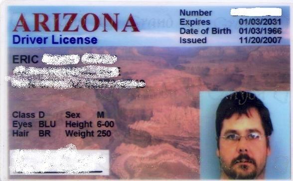 Arizona Id Template Create or Buy Any Fake Arizona Id Fake Id S Fake Id