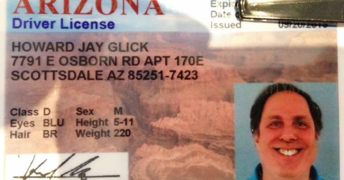 Arizona Id Template Ftd Dementia Support Blog Time to Live
