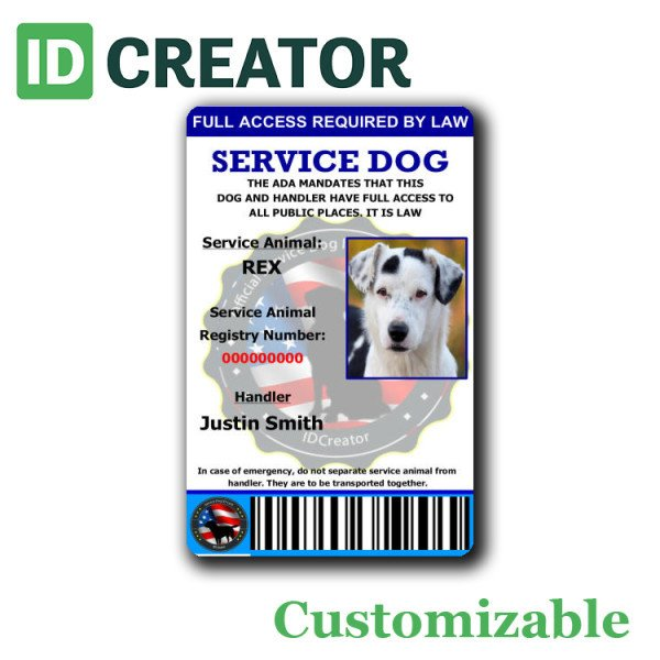 Arizona Id Template Idcreator