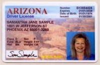Arizona Id Template Revamp Id